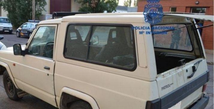 El vehículo en cuestión./Epcyl