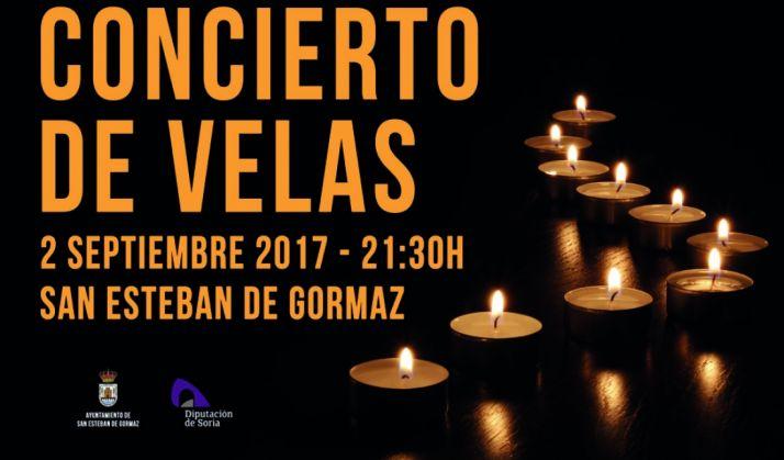 Foto 1 - Este sábado, el Concierto de Velas en San Esteban