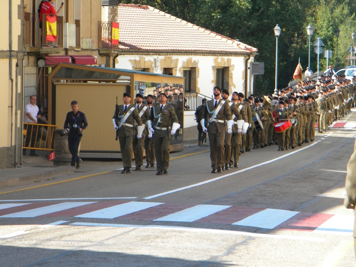 Foto 2 - Galería de imágenes de la celebración del 2150 aniversario de Numancia presidido por el Jefe del Ejército de Tierra