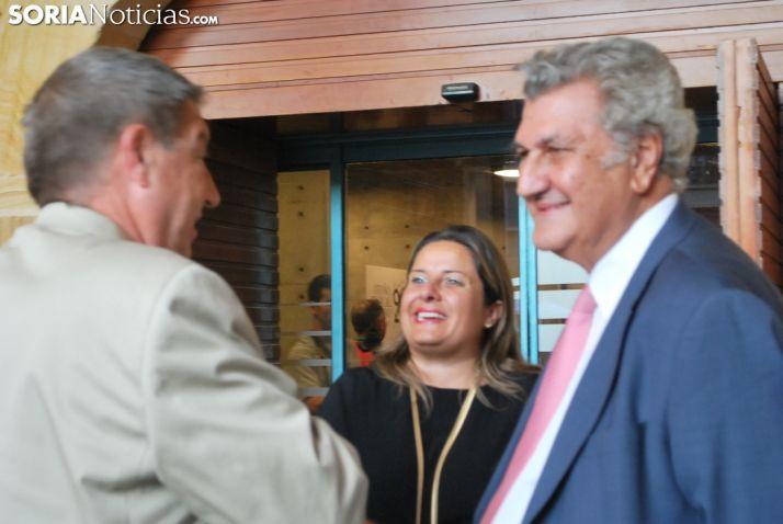 Foto 2 - 25 años de Otoño para el recuerdo de dos alcaldes que se fueron
