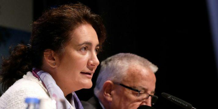 Josefa García Cirac, consejera de Cultura y Turismo.