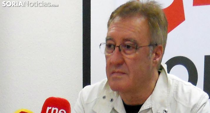 Alberto Gil, de Fec Soria./SN