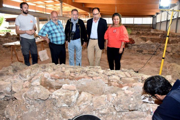 Imagen de las excavaciones./Jta.
