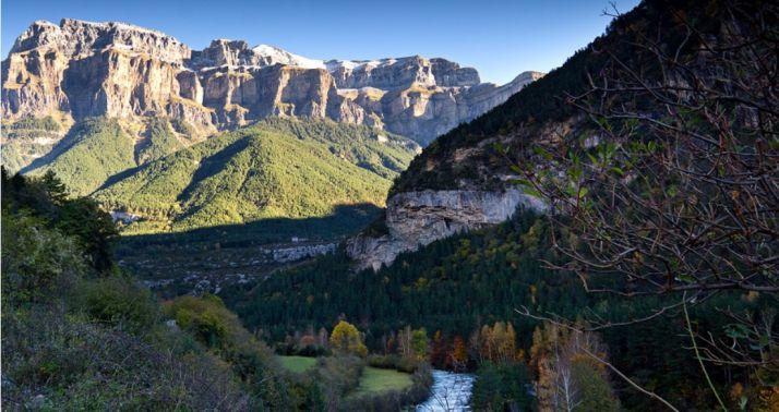 Ordesa, en el Pirineo oscense.