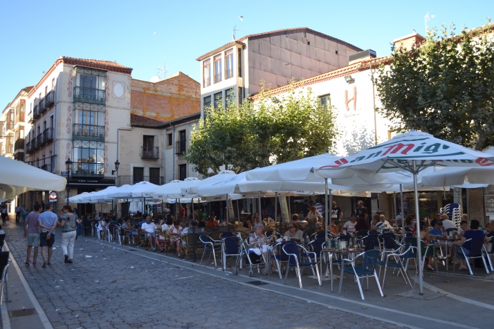Foto 1 - El empleo en el sector turístico en Castilla y León sube por cuarto año