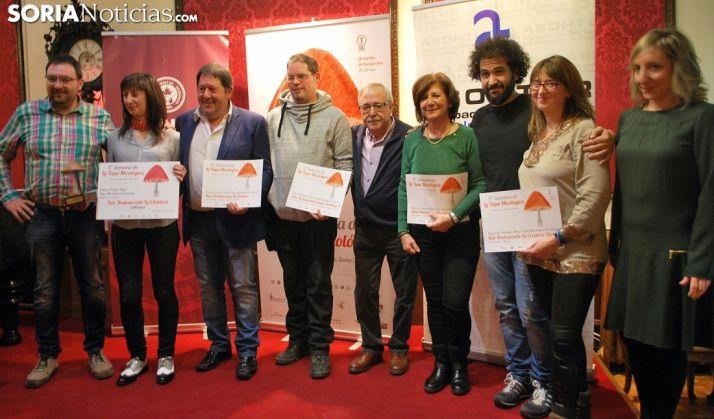 Ganadores de la edición 2016./SN