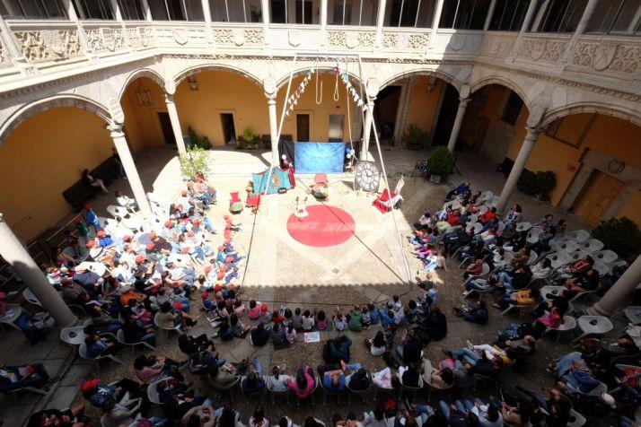 Foto 2 - La V edición del Festival Internacional de Circo de Castilla y León revalida su éxito
