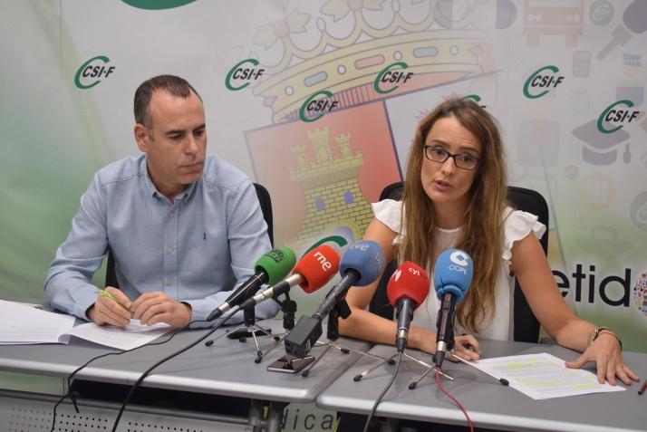Foto 1 - CSIF denuncia que más del 20% de los profesores son interinos