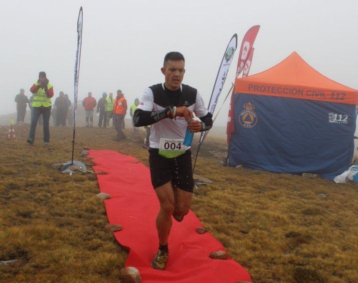 Paco Alonso, tercer clasificado.