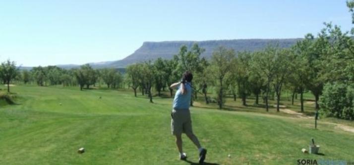Foto 1 - El Centro de Estudios Olímpicos de la UVa colabora en el IV Campeonato benéfico de golf