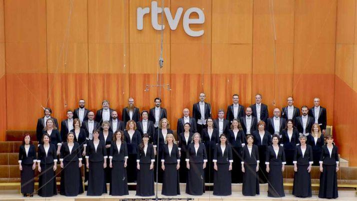Coro de RTVE.