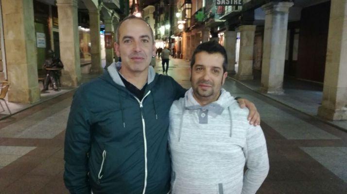 Nestor Martín y Mario Recio nuevos presidentes de LQF.