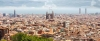 Plano aéro de Barcelona. spain.info