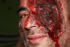 Foto 4 - Taller de heridas y maquillaje para Halloween en Soria