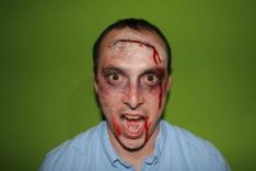 Foto 3 - Taller de heridas y maquillaje para Halloween en Soria