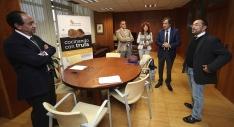 Foto 3 - 15 chefs internacionales participaran en Soria en el 'Primer campeonato internacional de cocina con trufa'
