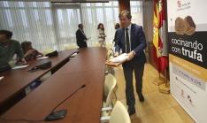 Foto 4 - 15 chefs internacionales participaran en Soria en el 'Primer campeonato internacional de cocina con trufa'