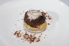 BAR RTE. EL ALTO DE LA DEHESA - CASA MANOLO-Tartar de carrillera ibérica con boletus en salsa de níscalos