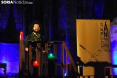 Foto 3 - Un finalista del Nadal, premio de relatos de terror del Festival de las Ánimas