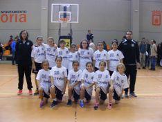 El Club Soria Baloncesto pone a sus ocho equipos en liza en la I Fanatic MIni en Soria