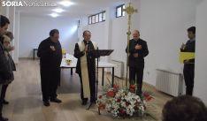 Foto 2 - Cáritas Parroquial del Espino atiende a 345 personas desfavorecidas de 17 países