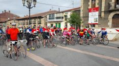 Foto 2 - Navaleno acoge la II Marcha Clásica La boletus