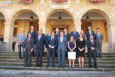 Miembros de la Comisión de Numancia 2017