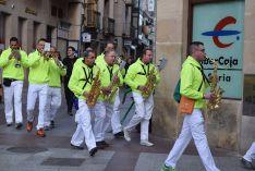 Foto 4 - Las calles sorianas se llenan de música de charangas