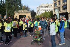 Primera Marcha Solidaria de la Dieta Mediterránea. /SN