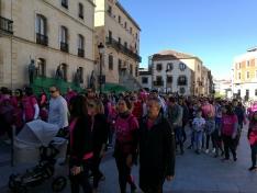 Foto 6 - Fotos: Multitudinaria Marcha contra el Cáncer en Soria