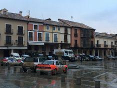 Foto 4 - El Burgo de Osma será final y principio de etapa de la IV Spain Classic Raid