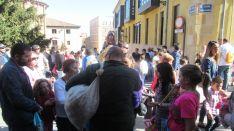 Jornada festiva en Soria. SGC