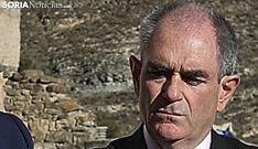 Fernando Marín, alcalde de Magaña./SN