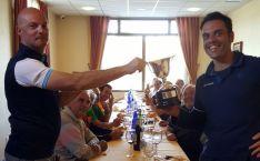 El equipo Morón de golf se hace en casa con su particular 'Ryder Cup'