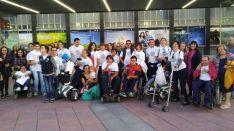 Aspace busca la concienciación en el día mundial de la parálisis cerebral