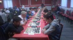 Aspecto del torneo celebrado en El Casino de Soria.