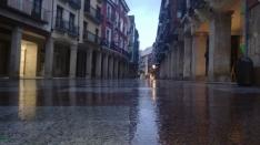 ¡¡Lluvia!! Al fin lluvia