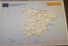 Mapa de las actuaciones.
