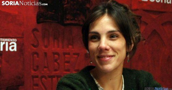 Inés Andrés, responsable municipal de Juventud./SN