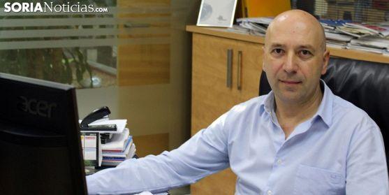 Luis Martínez, gerente de ITS Duero./SN