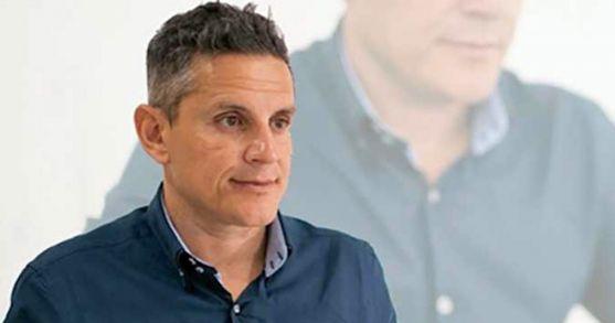 El ponente, Sergio Magán.