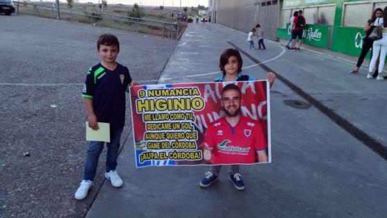 Los 'Higinios' en Córdoba./Fran Pérez