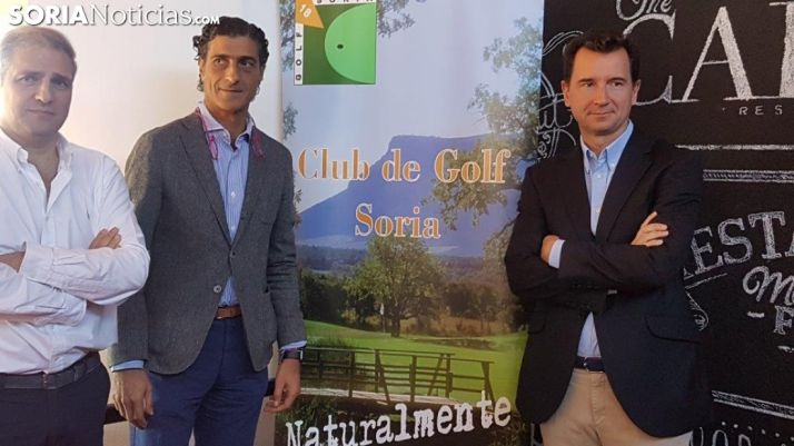 El Club de Golf de Soria