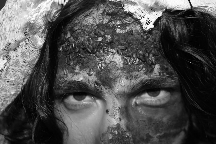 Foto 2 - Taller de heridas y maquillaje para Halloween en Soria