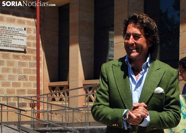 Alvaro de Marichalar en una imagen de Archivo./SN