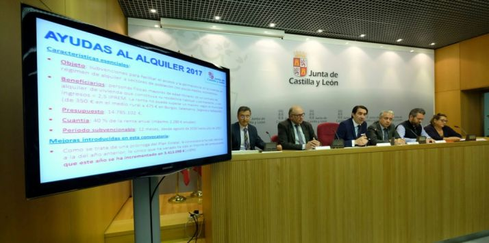Mesa del Diálogo Social en materia de alquiler.