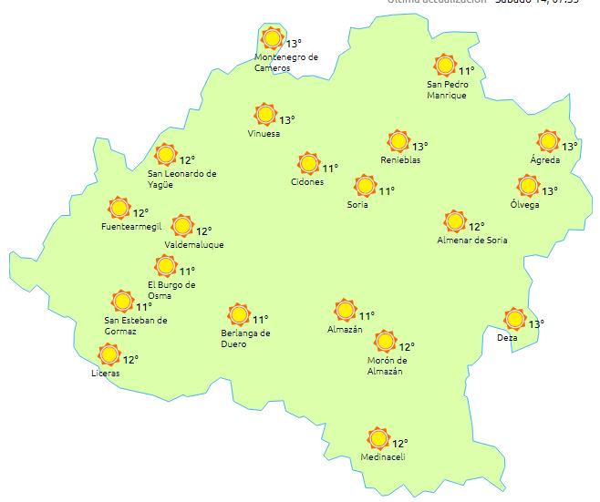 Foto 1 - Se mantienen las cálidas temperaturas de este otoño veraniego