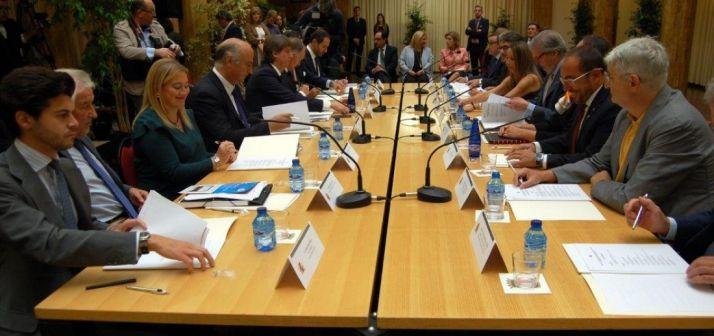 Reunión de la Comisión Nacional 'Numancia 2017'