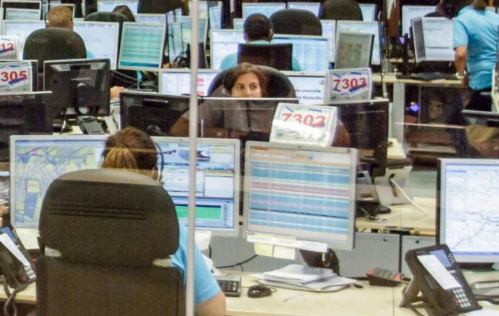 Foto 1 - La Junta destina 1,7 M€ al servicio telefónico de Emergencias Sanitarias y amplía las prestaciones ciudadanas