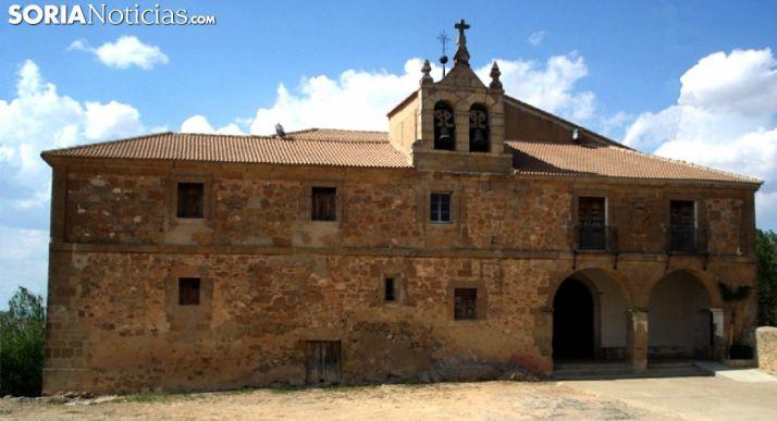 Imagen de la ermita./SN